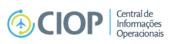 CIOP - Central de Informações Operacionais